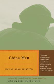 China Man Book Cover