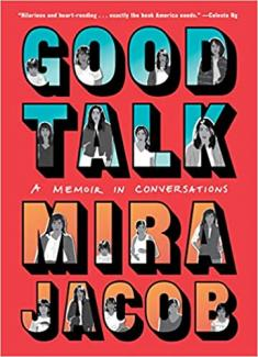 Good talk : a memoir in conversations book cover