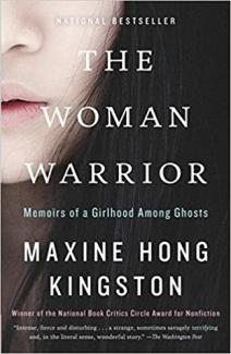 The woman warrior : memoirs of a girlhood among ghosts book cover