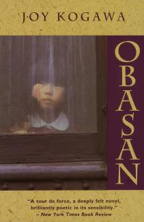Book cover for Obasan by Joy Kogawa